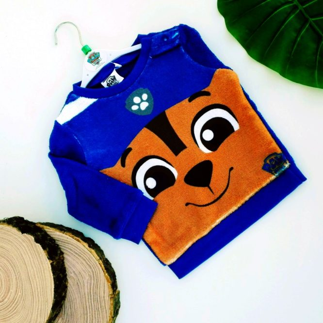 maglione paw patrol chase