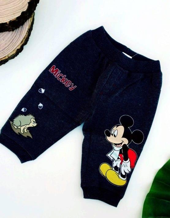 pantaloni topolino bambino