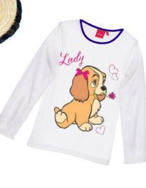 maglietta lilli e il vagabondo bambina