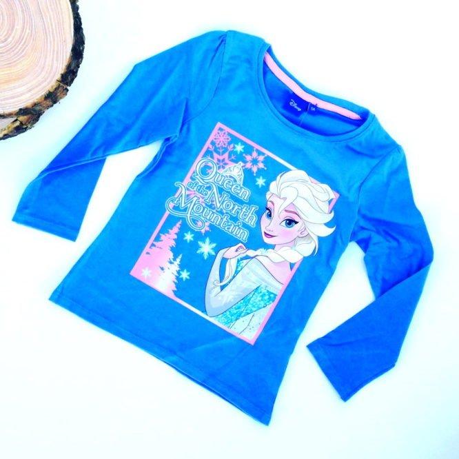 Maglietta Frozen Elsa bambina