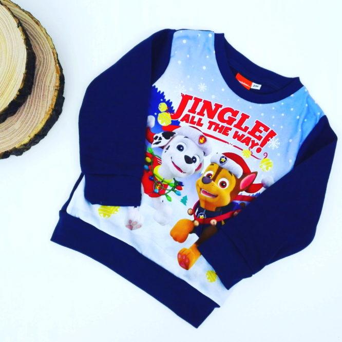 maglione paw patrol bambino