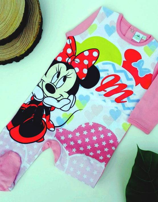 Tutina Minnie rosa bambina