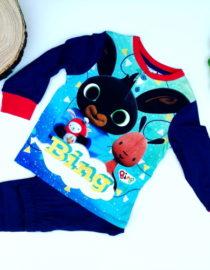 pigiama bing bambino blu