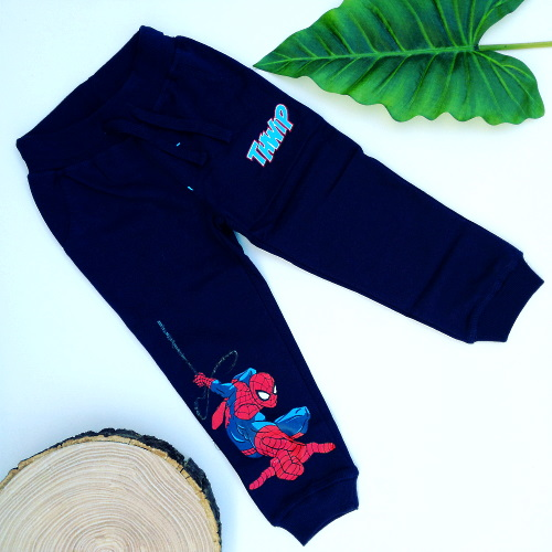 pantaloni tuta spiderman bambino