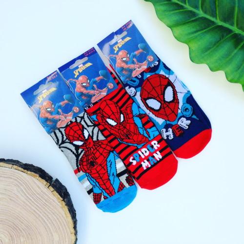 calzini antiscivolo bambino spiderman