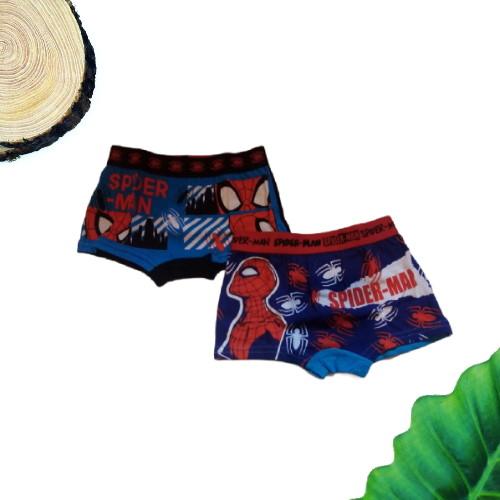 boxer spiderman blu