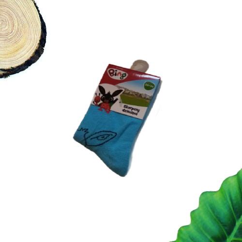 calzini bing azzurri