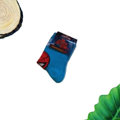 Calzini Spiderman azzurri 1