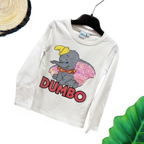 maglietta dumbo bambina