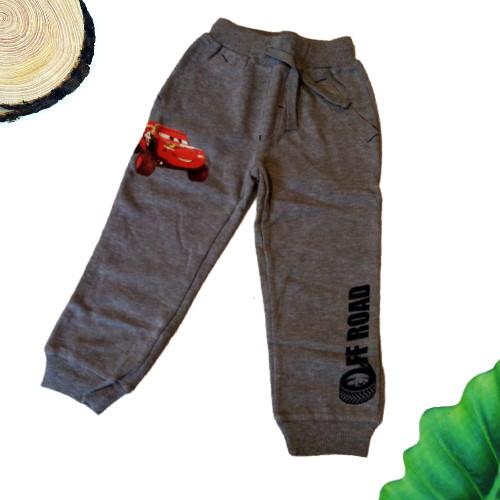 pantaloni cars grigi