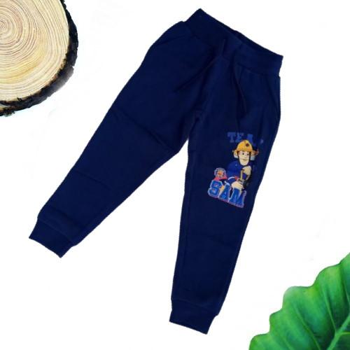 pantaloni sam il pompiere blu scuro